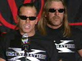 DX, ECW, Vengeance, And Internet TV