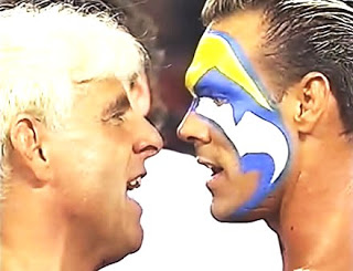 Sting Vs. Ric Flair: One More Time