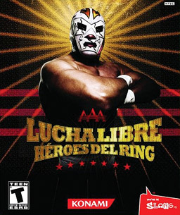 Review Of Lucha Libre AAA: Héroes Del Ring On PS3