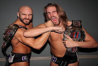 Kings Of Wrestling (Claudio Castagnoli And Chris Hero) Sign With WWE