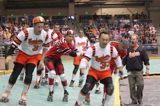 Professional Roller Derby's Comeback!