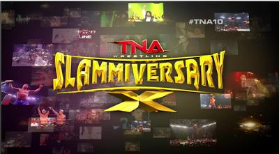 Recap And Results From TNA Slammiversary X