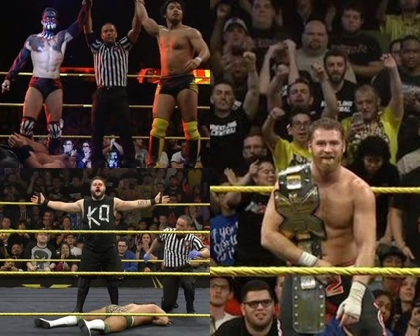 Thoughts On NXT Takeover: Revolution