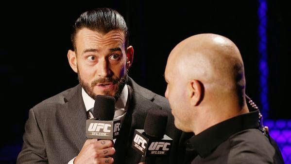 Thoughts On CM Punk Signing With The UFC