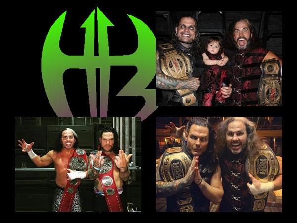 The Hardy Boyz Cement Their Legacy Wrestlemania Weekend