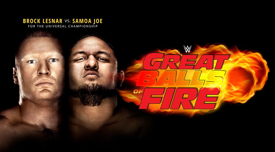 Results, Recap, Review Of WWE Great Balls Of Fire 2017
