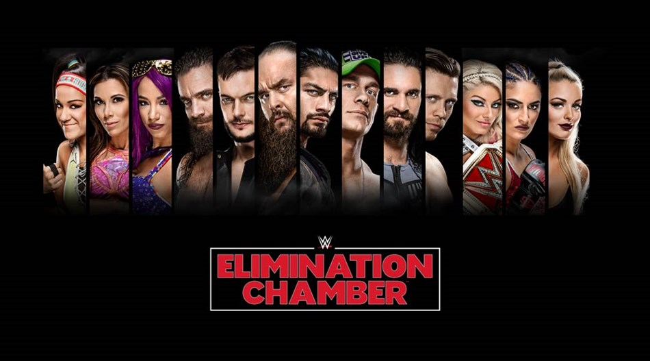Results, Recap, Review Of WWE Elimination Chamber 2018