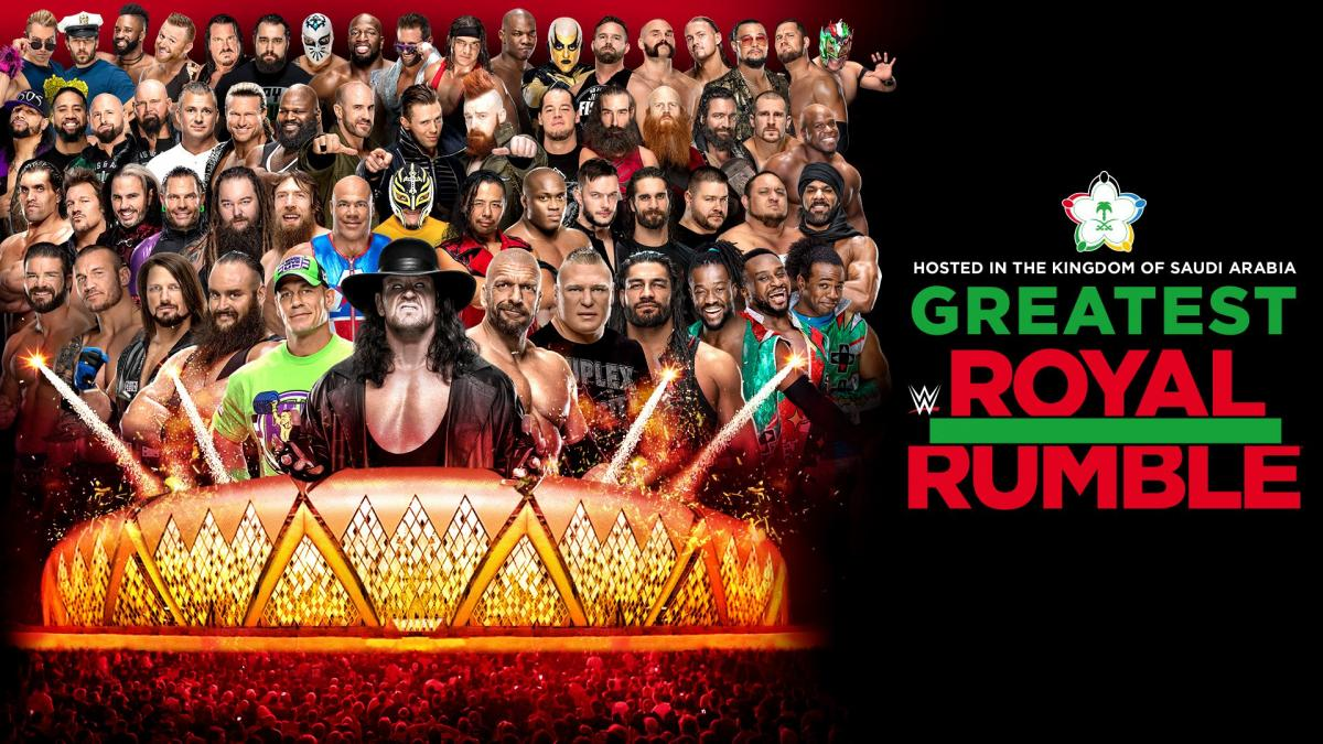 Results, Recap, And Review Of WWE Greatest Royal Rumble