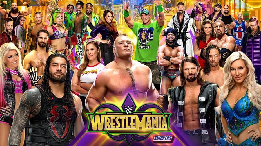 Results, Recap, Review Of WWE Wrestlemania 34