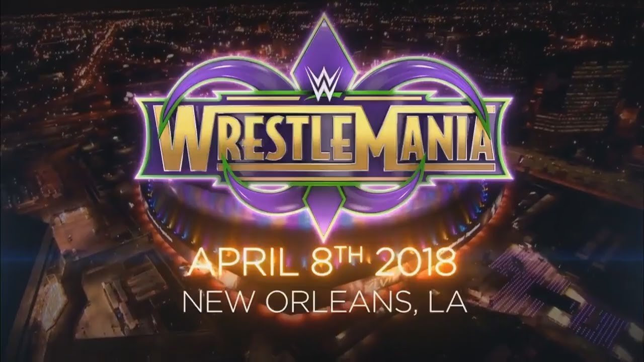 """WWE Wrestlemania 34 Preview, """"The Podcast Of The Immortals"""""""