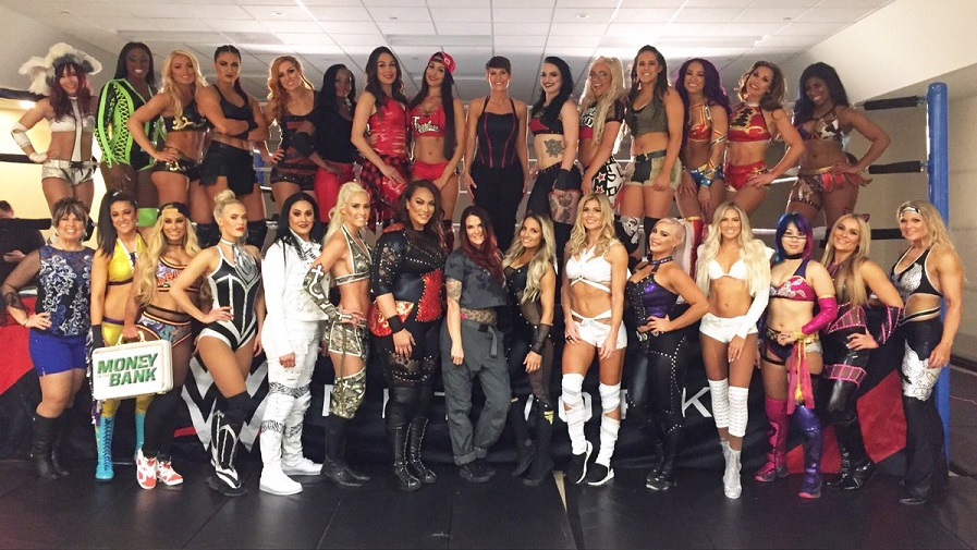 The Women's Evolution Deserves It's Own Pay-Per-View