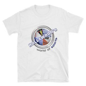 Hollywood (White) Short-Sleeve Unisex T-Shirt