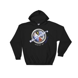 Hollywood (Black) Hooded Sweatshirt