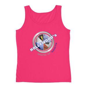 Hollywood (Pink) Ladies' Tank