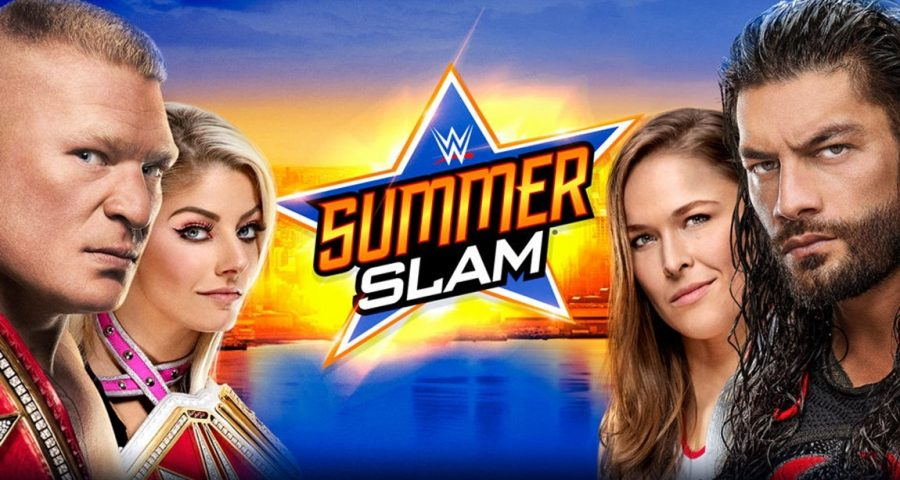 Results, Recap, Review Of WWE Summerslam 2018