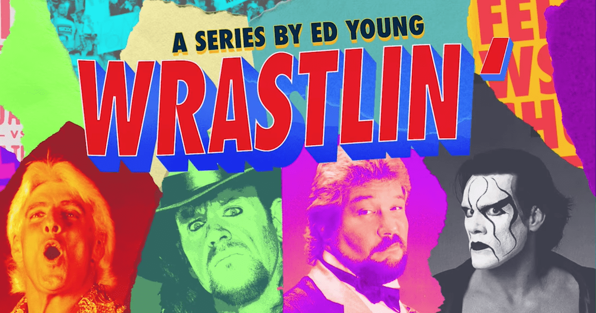 Ed Young's Wrastlin Series Takes Biblical Stories To The Pro Wrestling Ring