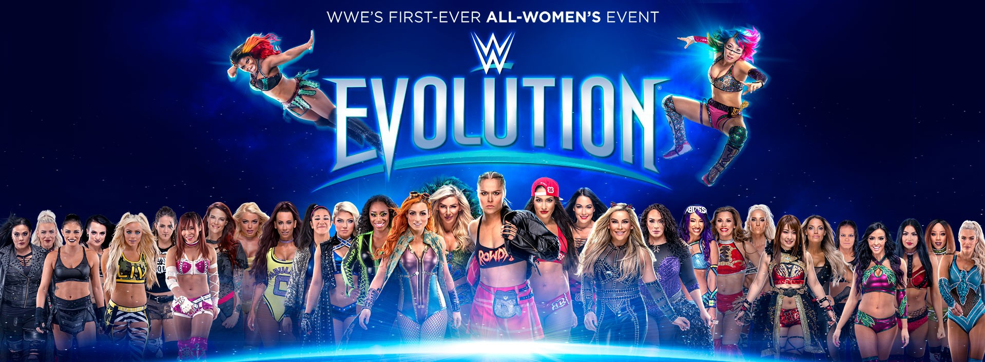 Results, Recap, Review Of WWE Evolution