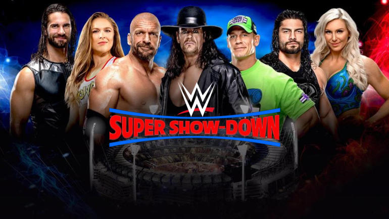 Results, Recap, Review Of WWE Super Show-Down