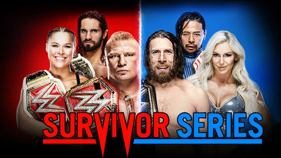 Results, Review, Recap Of WWE Survivor Series 2018