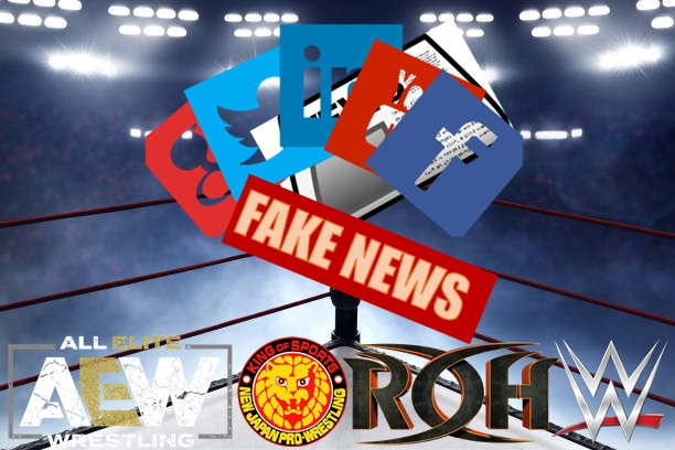 Pro Wrestling News Is The Epitome Of Fake News