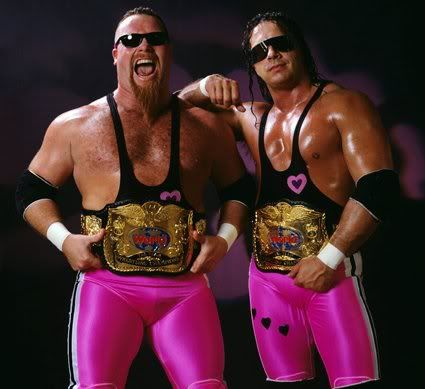 The Hart Foundation To Be Inducted Into The 2019 WWE Hall Of Fame