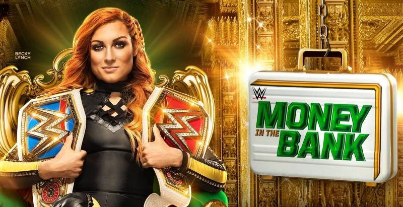Results, Recap, Review Of WWE Money In The Bank 2019
