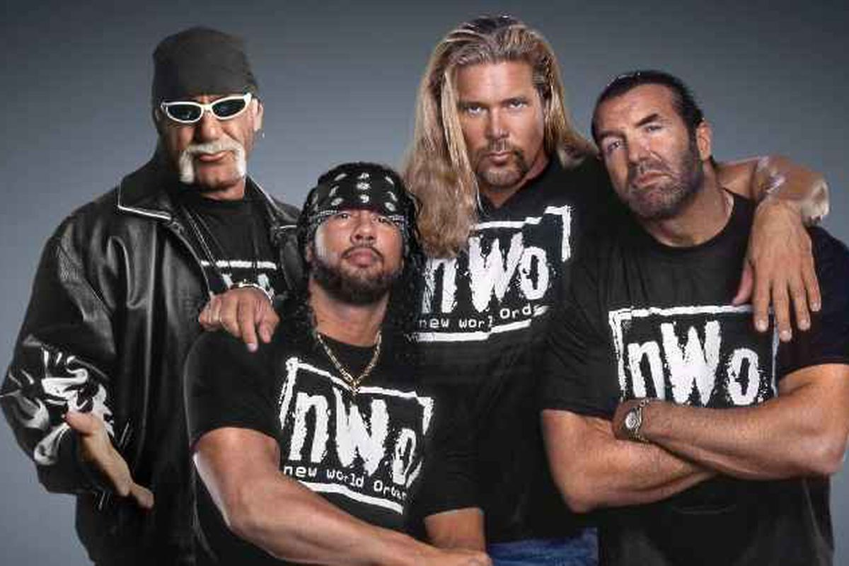 The N.W.o. To Be Inducted Into The 2020 WWE Hall Of Fame