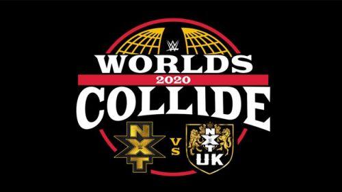 Recap Of WWE Worlds Collide 2020(NXT Vs. NXT UK)