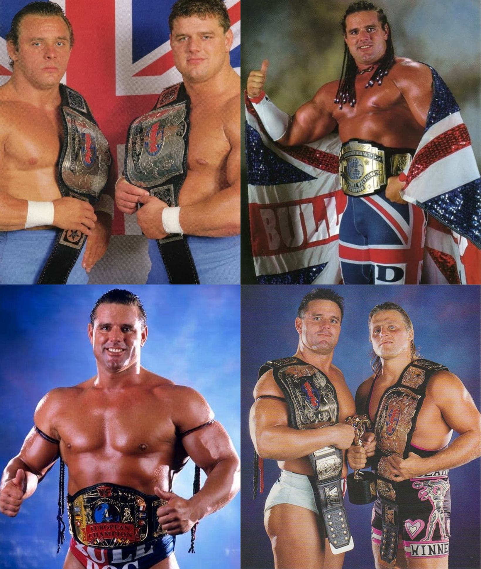 """The British Bulldog"" Davey Boy Smith To Be Inducted Into The 2020 WWE Hall Of Fame"