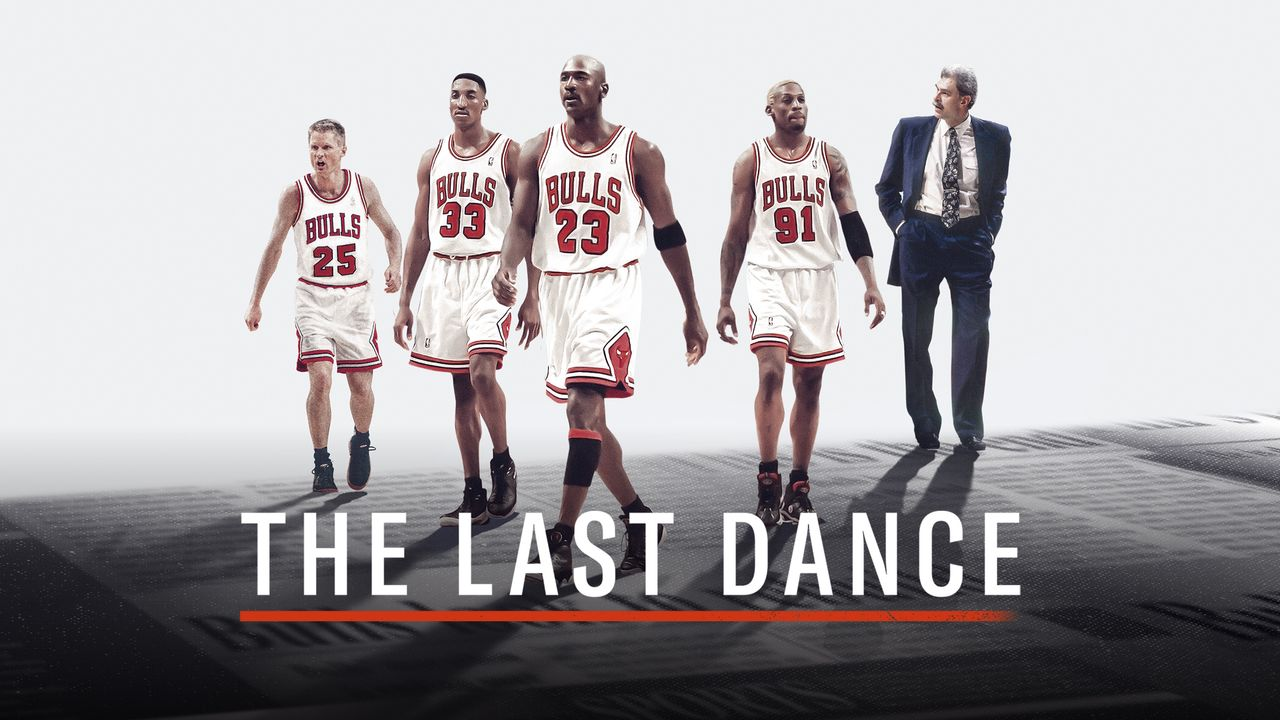 Takeaways From The Last Dance(A BULLet Point Presentation)