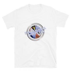 Non Essential (White) Short-Sleeve Unisex T-Shirt
